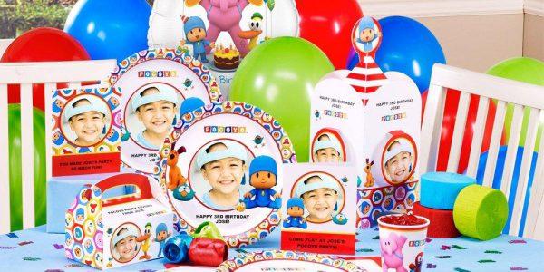 پوکویو 12 600x300 - تم تولد پوکویو جشن تولدی خاص و بینظیر برای فرزند شما