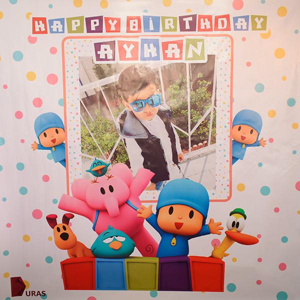 پوکویو 2 1 - تم تولد پوکویو جشن تولدی خاص و بینظیر برای فرزند شما