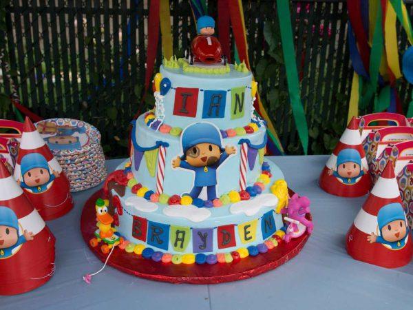 پوکویو 21 600x450 - تم تولد پوکویو جشن تولدی خاص و بینظیر برای فرزند شما