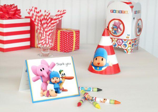 پوکویو 22 600x428 1 - تم تولد پوکویو جشن تولدی خاص و بینظیر برای فرزند شما