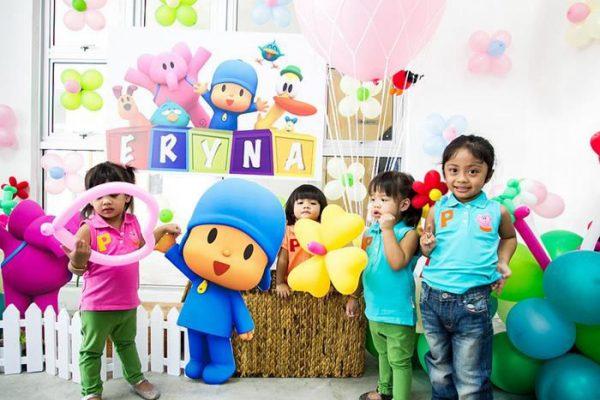 پوکویو 25 600x400 1 - تم تولد پوکویو جشن تولدی خاص و بینظیر برای فرزند شما