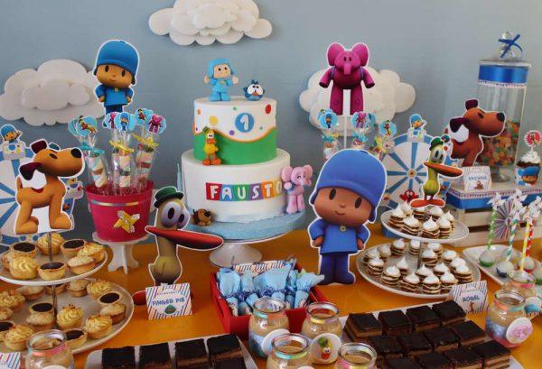 پوکویو 30 600x409 - تم تولد پوکویو جشن تولدی خاص و بینظیر برای فرزند شما