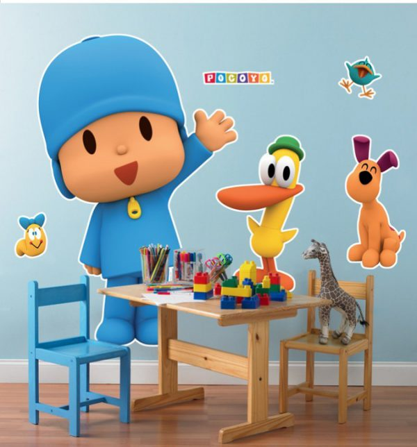 پوکویو 7 600x644 - تم تولد پوکویو جشن تولدی خاص و بینظیر برای فرزند شما