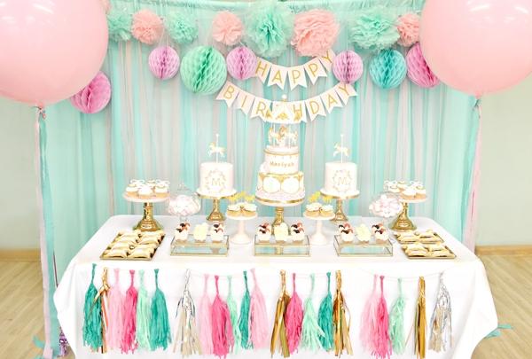 کراسل 1 22 - تم تولد کراسل انتخابی متفاوت برای جشن شاد کودکانه