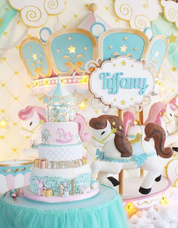 کراسل 1 4 600x768 2 - تم تولد کراسل انتخابی متفاوت برای جشن شاد کودکانه