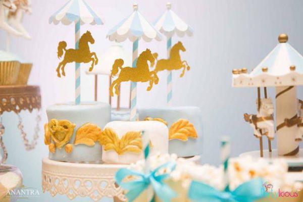 کراسل 1 8 600x400 - تم تولد کراسل انتخابی متفاوت برای جشن شاد کودکانه