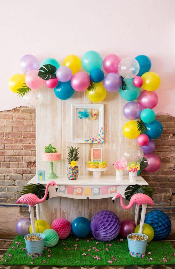 میز تولد 1 8 600x921 - دیزاین میز تولد ، ایده هایی زیبا برای ساخت میزهای زیبا