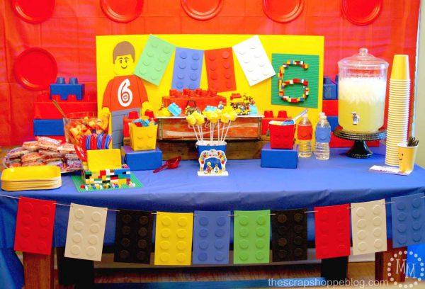 تمهای تولد 1 11 600x408 - عجیب ترین تم های تولد برای جشنی متفاوت و به یادماندنی