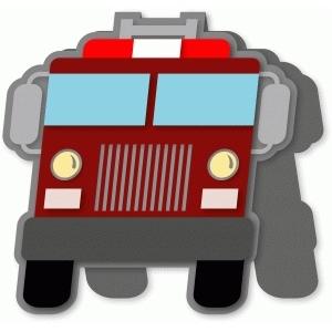 ماشین آتشنشانی 1 - تم تولد دوسالگی پسرانه ، تمی مخصوص شازده پسرهای ایرانی