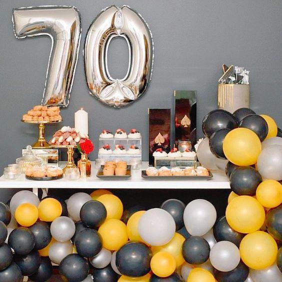1561606975 MSKEBBXYKJ - ایده هایی برای جشن تولد بزرگسالان ، تولدی متفاوت با ایده های جذاب