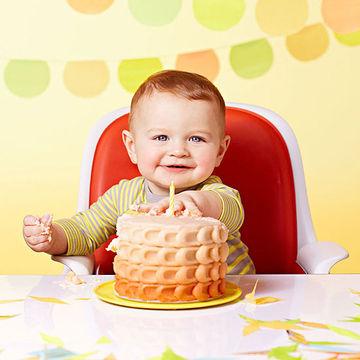 Birthday Party - تم تولد یک سالگی تمی شاد و جذاب با آموزش ویدیوی