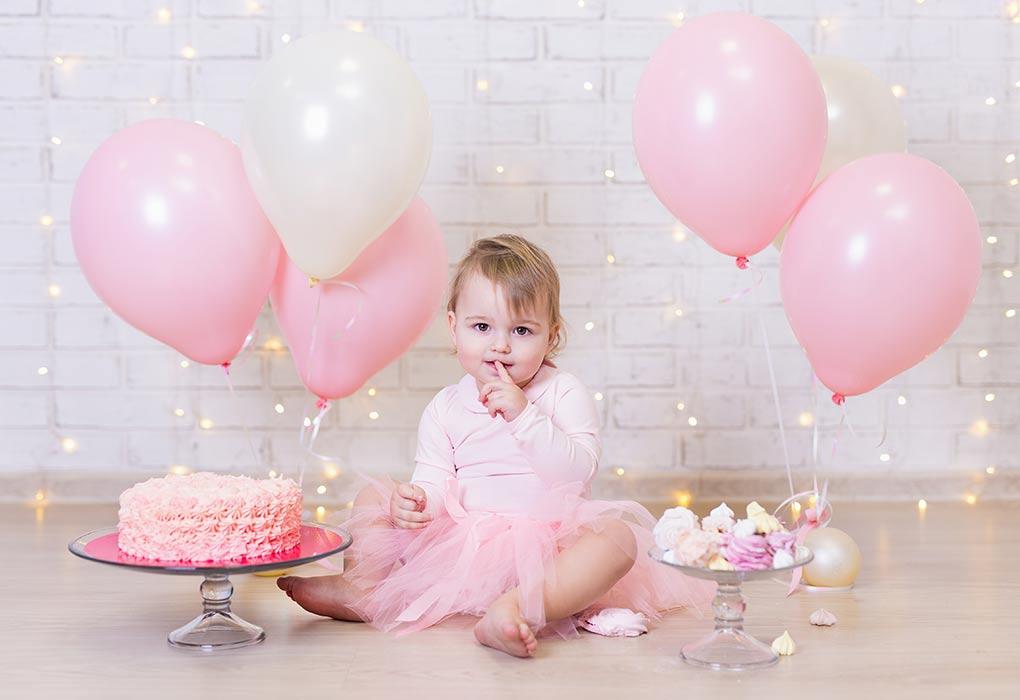 Birthday Wishes for Daughter - تم تولد یک سالگی تمی شاد و جذاب با آموزش ویدیوی