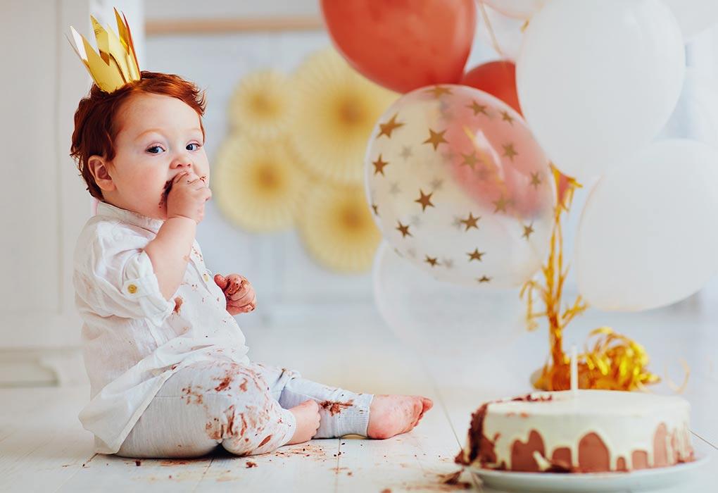 Birthday Wishes for Son - تم تولد یک سالگی تمی شاد و جذاب با آموزش ویدیوی