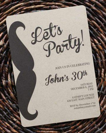 birthday theme for men40 360x450 - تم تولد سبیل تمی امروزی و جذاب برای جشن ها