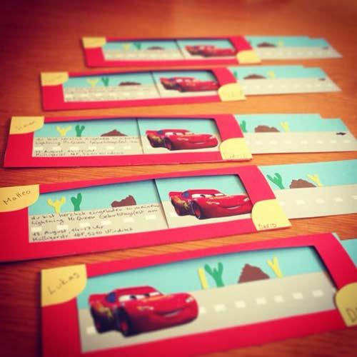 car birthday party themed ideas10 - تم تولد ماشین ها تمی بینظیر برای آقا پسرها