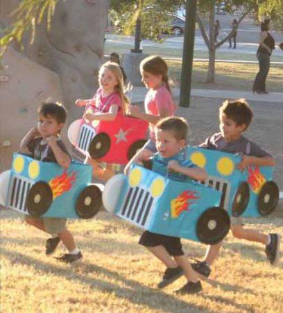 car birthday party themed ideas22 408x450 - تم تولد ماشین ها تمی بینظیر برای آقا پسرها