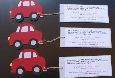 car birthday party themed ideas7 - تم تولد ماشین ها تمی بینظیر برای آقا پسرها