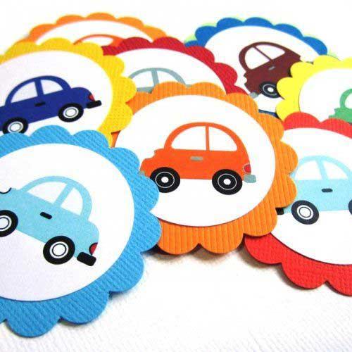 car birthday party themed ideas8 - تم تولد ماشین ها تمی بینظیر برای آقا پسرها