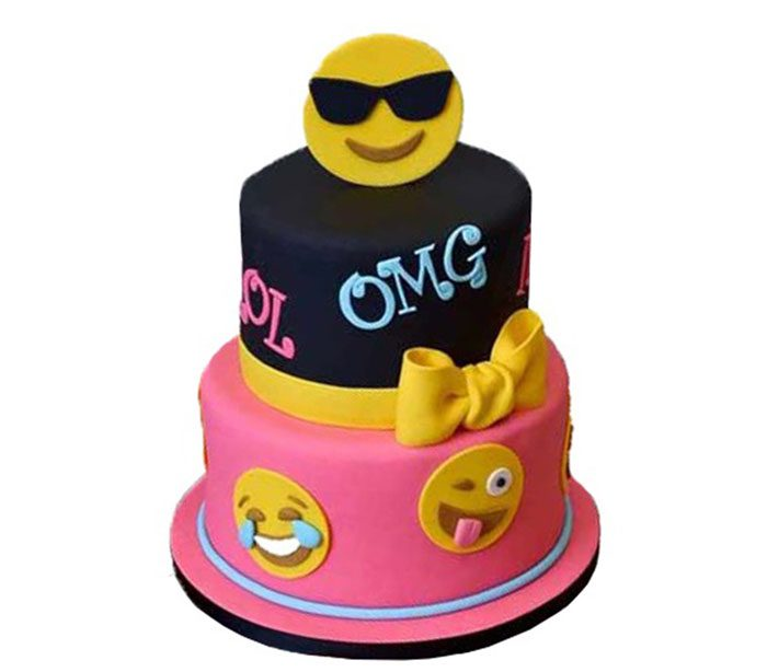 emoji birthday cake e1563562280219 - تم تولد ایموجی تمی هیجان انگیز برای بزرگ ترها