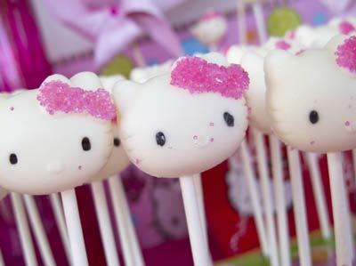 hello kitty birthday party theme47 - تم تولد کیتی تمی دوست داشتنی برای دختر خانوم ها