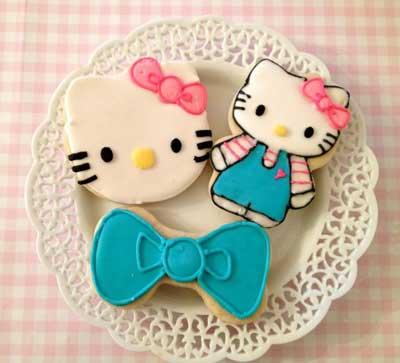 hello kitty birthday party theme50 - تم تولد کیتی تمی دوست داشتنی برای دختر خانوم ها
