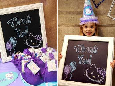 hello kitty birthday party theme59 - تم تولد کیتی تمی دوست داشتنی برای دختر خانوم ها