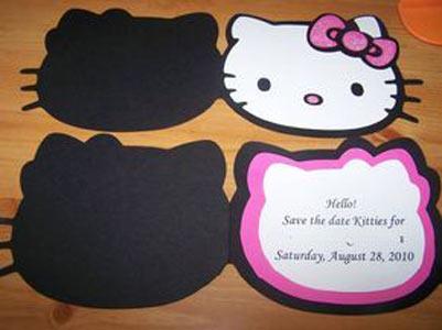 hello kitty birthday party theme72 - تم تولد کیتی تمی دوست داشتنی برای دختر خانوم ها