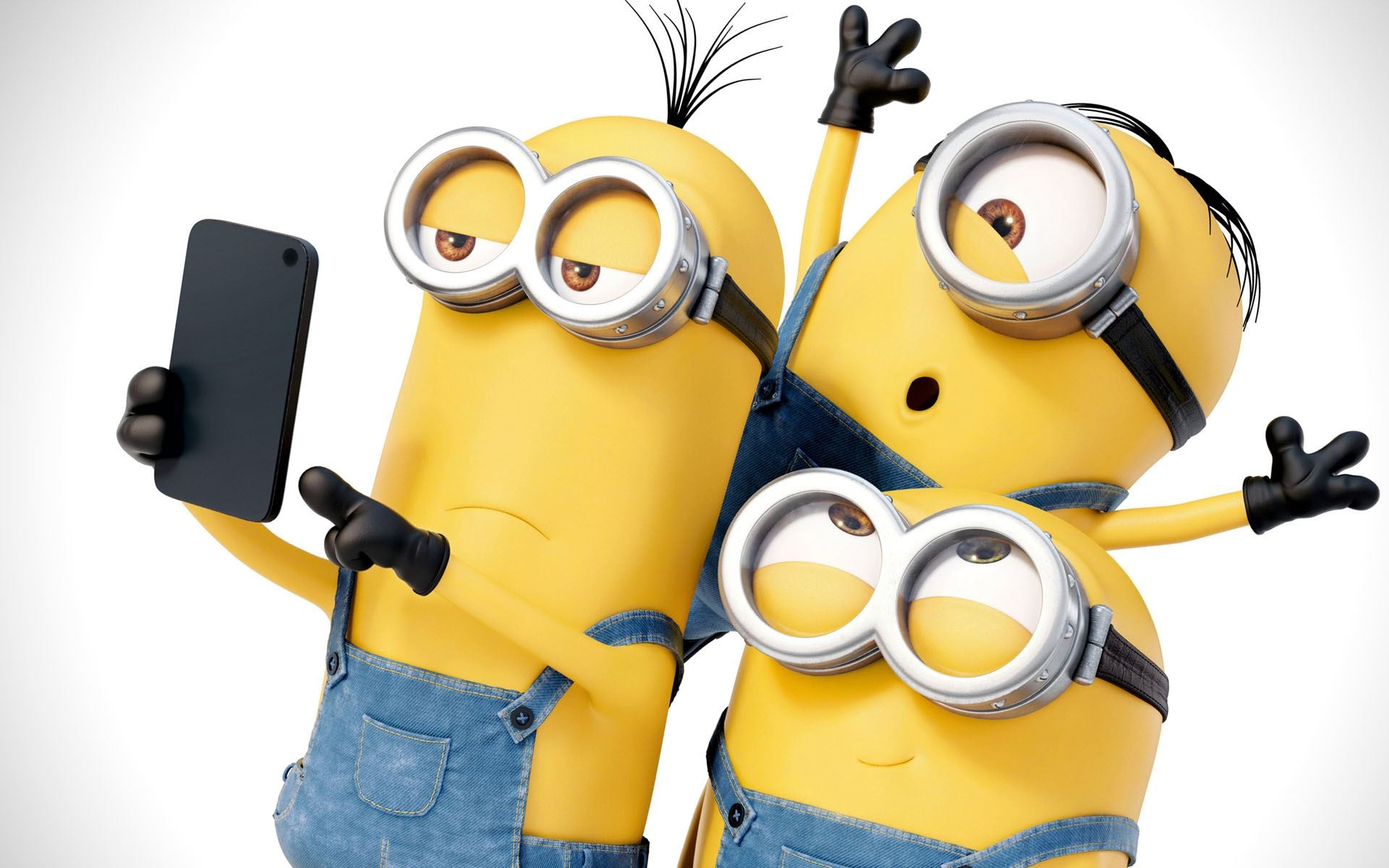minions selfie - تم تولد مینیون ها تمی دوست داشتنی برای کودکان