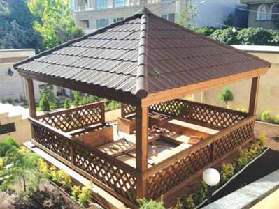 فضایی برای لذت بردن از طبیعت - ایده هایی برای جشن و مهمانی در فضای باز