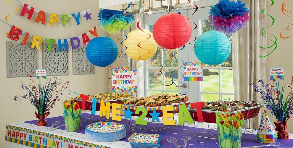1771166 704077574 - تزئینات خانه برای جشن تولد ، تولدی زیبا در خانه با این ایده ها