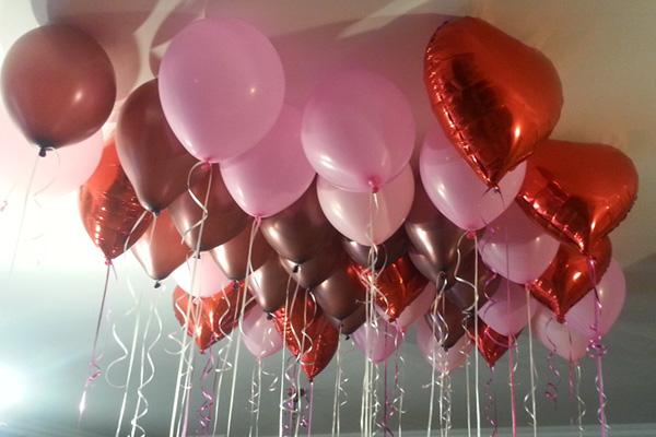 آرایی تم تولد عاشقانه - تمی عاشقانه و رمانتیک با ایده هایی عاشقانه