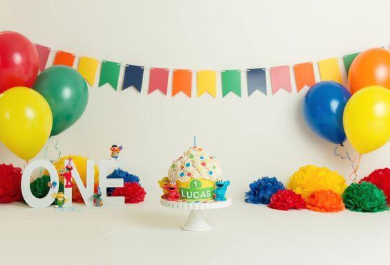 تم تولد کودک در منزل 18 e1568787361262 - تزئیناتی ساده اما زیبا برای تم تولد کودکان در منزل