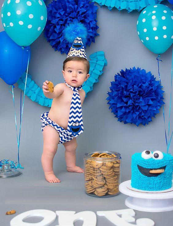 تم تولد کودک در منزل 26 e1568787236295 - تزئیناتی ساده اما زیبا برای تم تولد کودکان در منزل