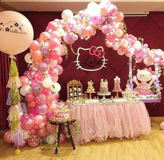 000674 - جدیدترین و زیباترین تم تولد دخترانه را انتخاب کنید