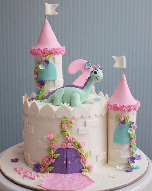 3a61df89bcd8daf4dd8ea495ffe6301e - ایده هایی برای تهیه ی زیباترین کیک تولد دخترانه
