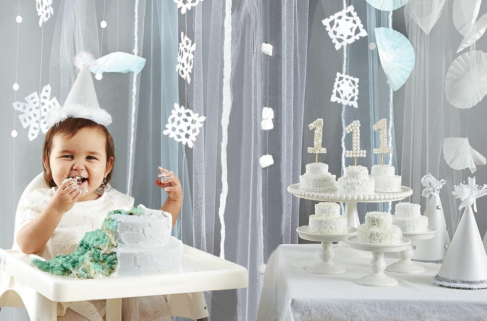 First Birthday Main - جدیدترین و محبوب ترین تم های تولد دخترانه چه هستند ؟