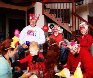 Kids Party for Adults 300x251 - بهترین تم تولد و بازی های جشن تولد برای بزرگسالان چیست ؟