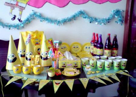 birthday party supplies12 e2 - ایده هایی برای جشن تولد کودکان ، جشنی مجلل با ایده هایی ارزان