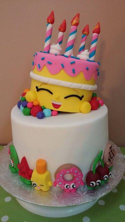 e0f54066fdf63de22959e7fb788e3edb - ایده هایی برای تهیه ی زیباترین کیک تولد دخترانه