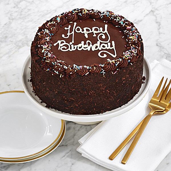 268740 928 - طرز تهیه ی کیک شکلاتی برای  تولد به 6 روش متفاوت